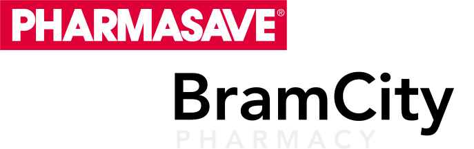 BramCity Pharmacy - logo pharmasave